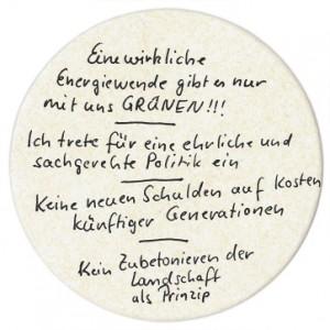 Bierdeckel von Jochen Ruoff