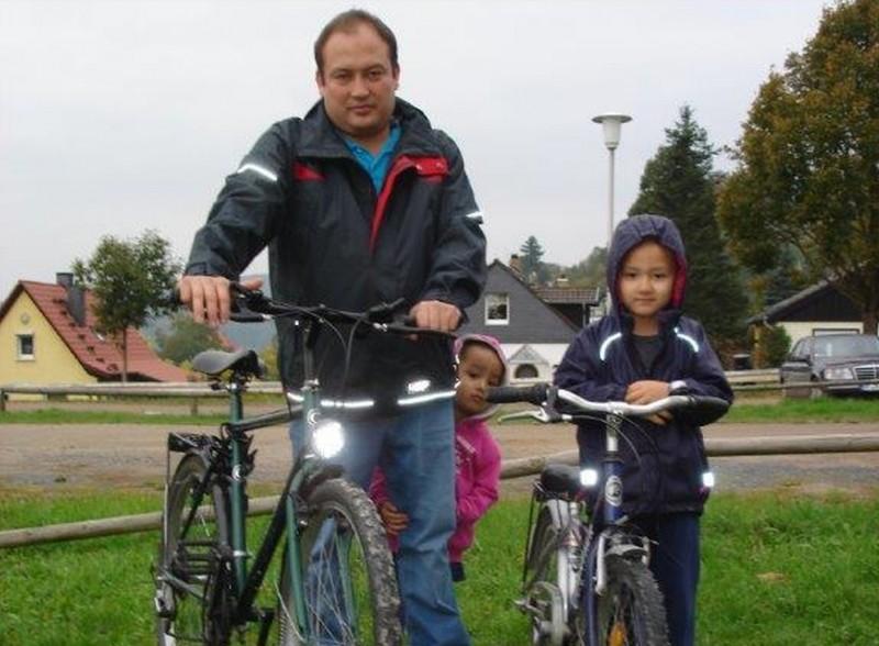 Fahrräder für Flüchtlinge
