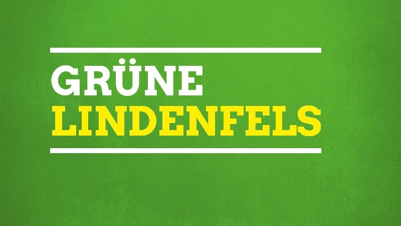 Grüne Lindenfels Logo