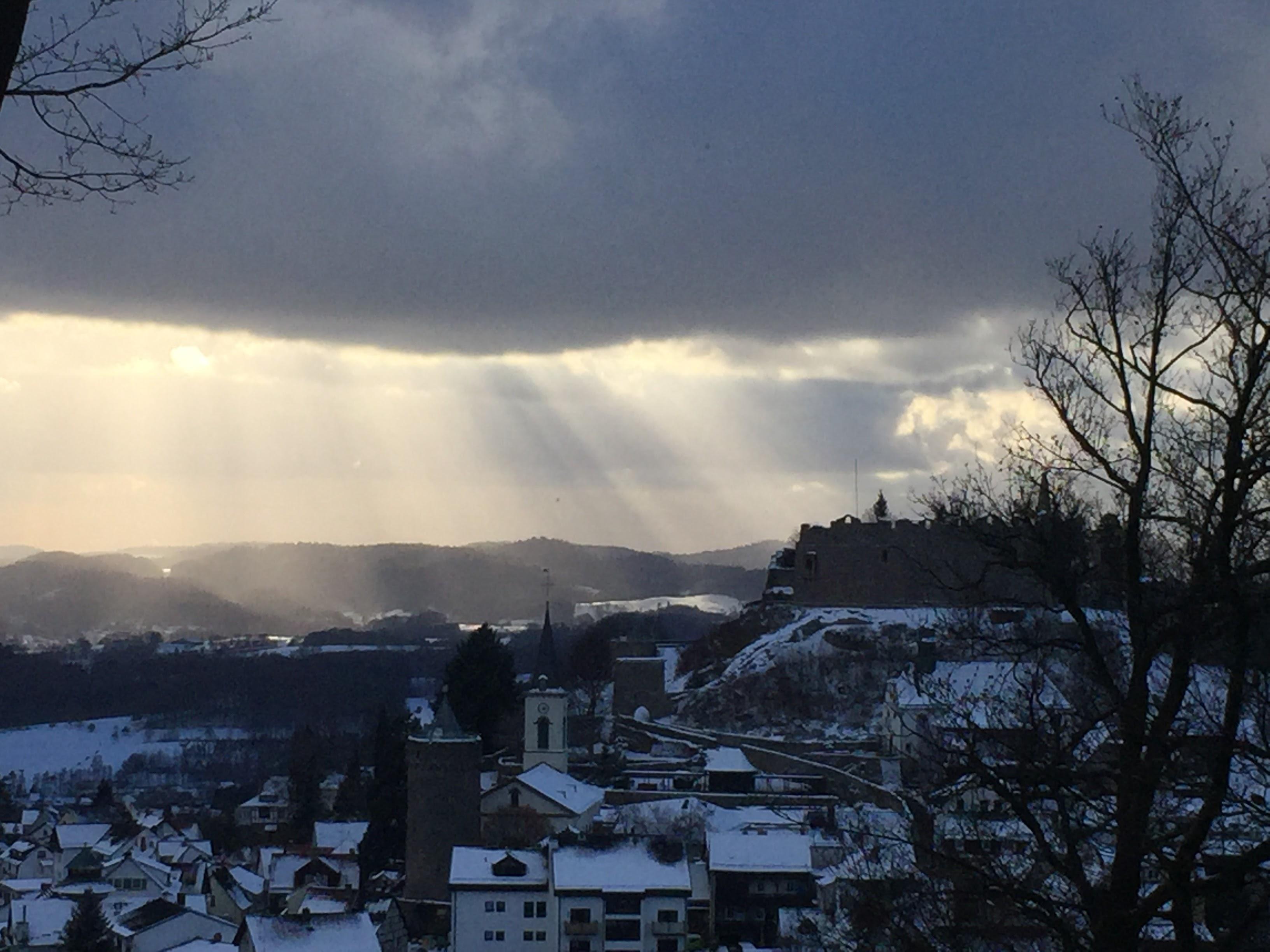 Winterwanderung Lindenfels