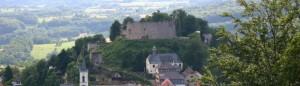 Lindenfels Burg Header